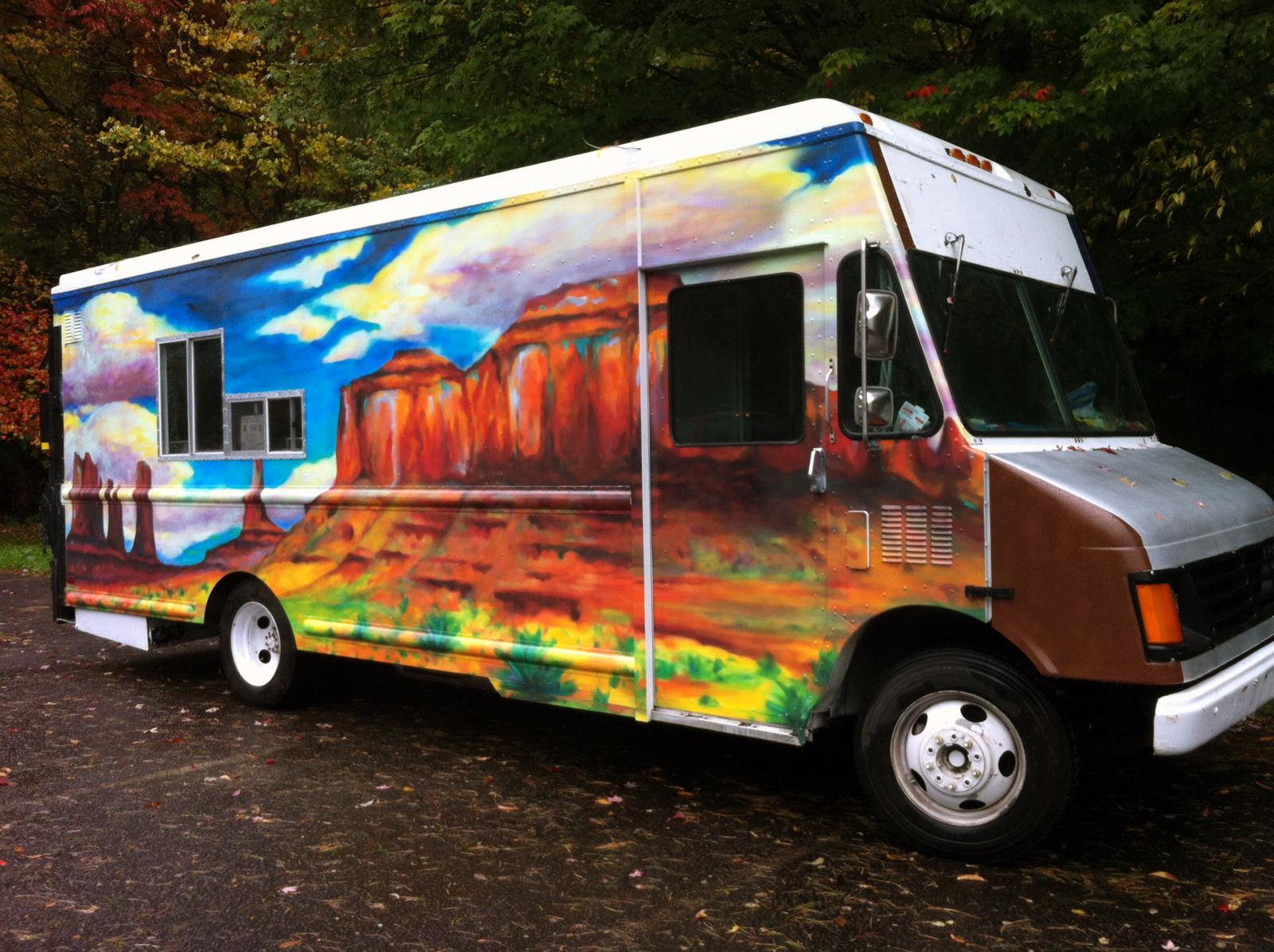 Sabayon Food Truck