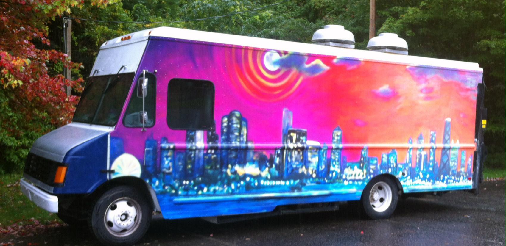 Sabayon Food Truck 2