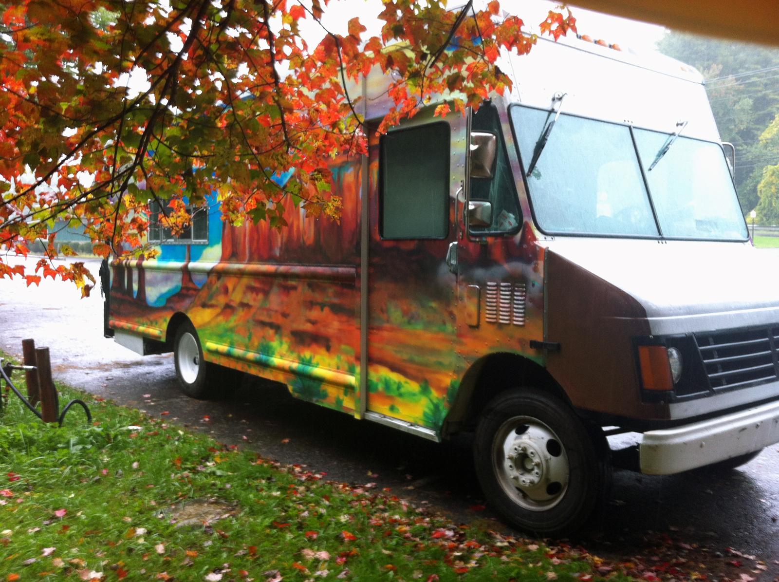 Sabayon Food Truck 3